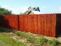 строить забор, ограждение город Кстово