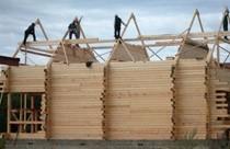 строительство домов из бруса в Кстове
