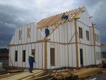 каркасное строительство домов Кстово