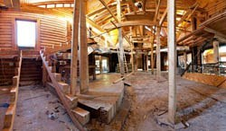 реконструкция зданий в Кстове