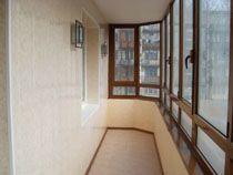 Ремонт балкона в Кстове. Ремонт лоджии