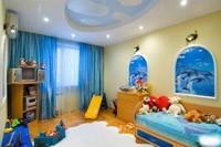 Отделка детской комнаты в Кстове