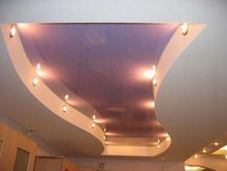 Ремонт и отделка потолков в Кстове. Натяжные потолки, пластиковые потолки, навесные потолки, потолки из гипсокартона монтаж